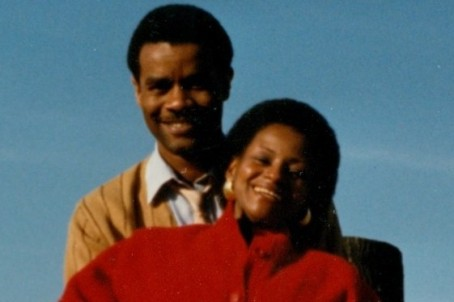 Phyllis and Duane on Bridge 2