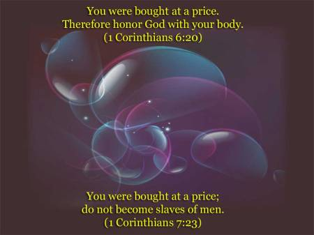 1 Corinthians-6 20