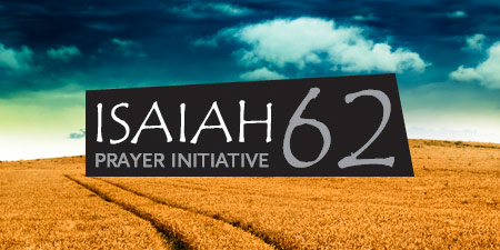 "Isaiah 62 with its 12 verses comprises the theme for the New Year: ""Twelve for Twelve in 2012."""