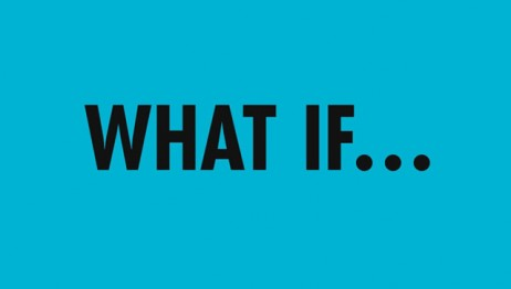"""Psalm 124:1 in the New Living Translation opens with a provocative question: """"What if. . . """""""