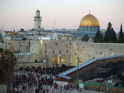 "As we pursue Godly wisdom, we are also encouraged to ""Pray for the peace of Jerusalem."""