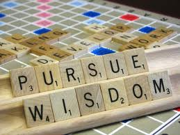The Book of Proverbs encourages us to pursue wisdom, as one would pursue hidden riches or treasures