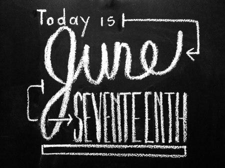 June 17