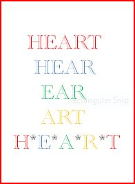 Hear with the heart