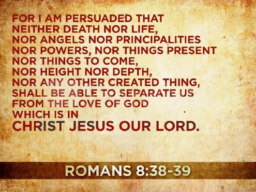 I am persuaded that ...