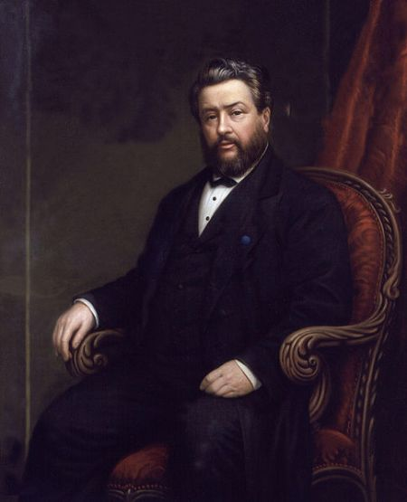 One of Spurgeon's Daily Devotionals inspired by Isaiah 41:14 ministered to me in a powerful way.