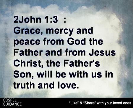 2 John 3