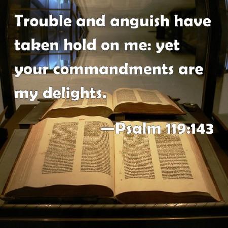 psalm 119--143