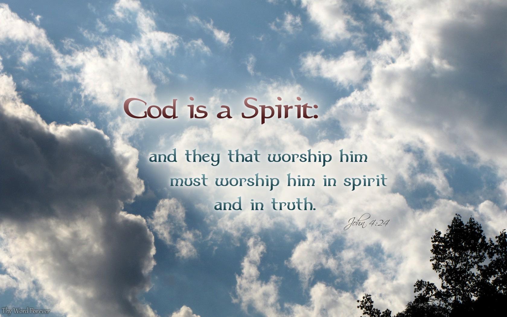 Image result for John 4:23-24