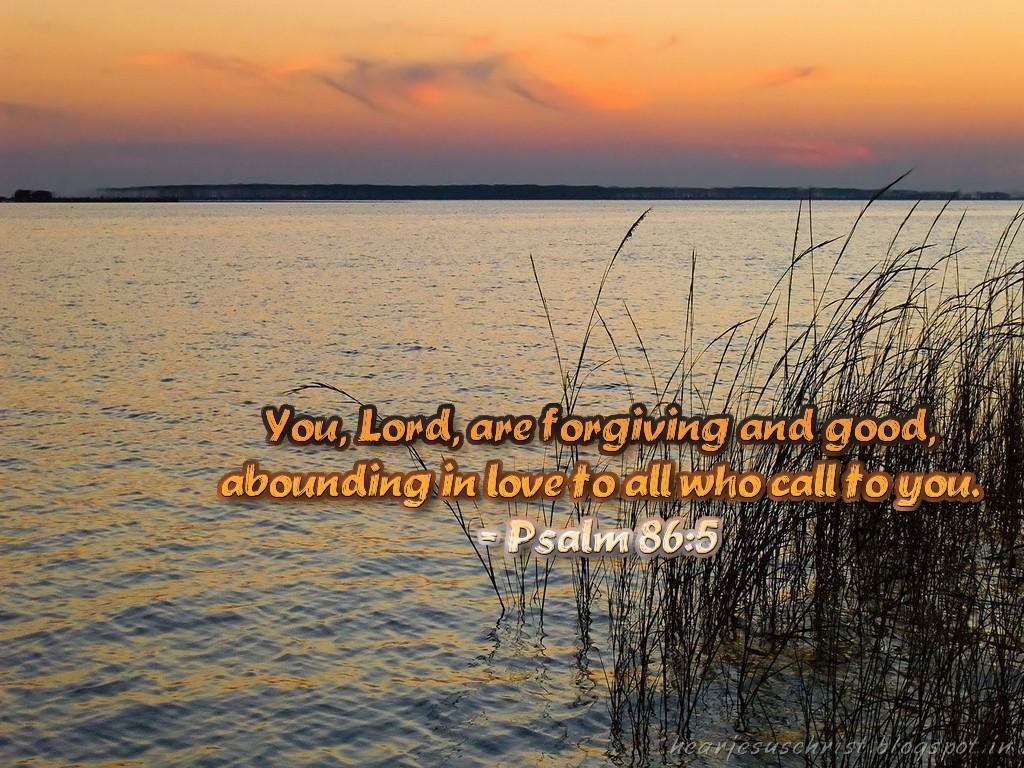 Psalm 86-5