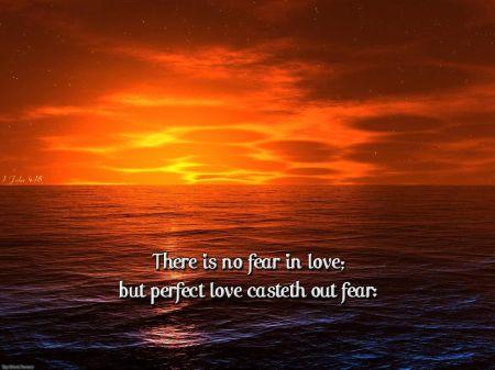 1 John 4 18 2