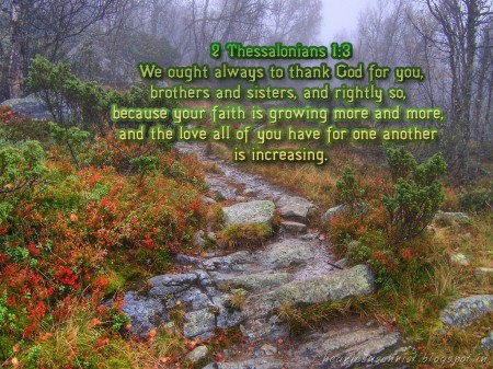 2 thessalonians 1-3