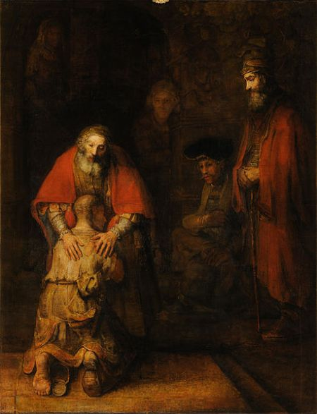 Rembrandt's Return_of_the_Prodigal_Son