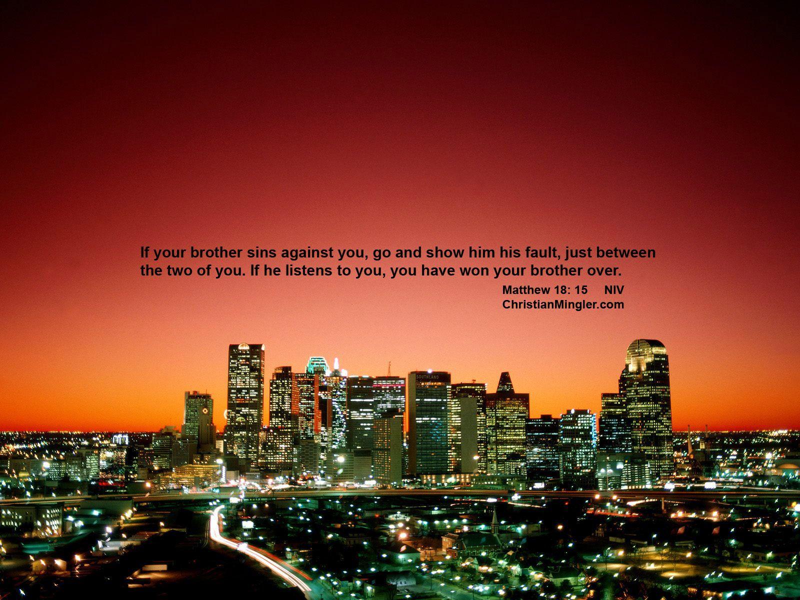 Matthew-18 15