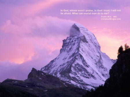 Psalm-56 4