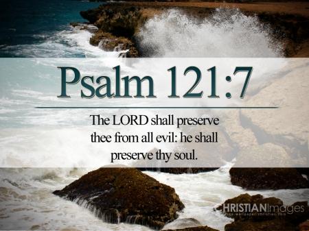 Psalm 121--7