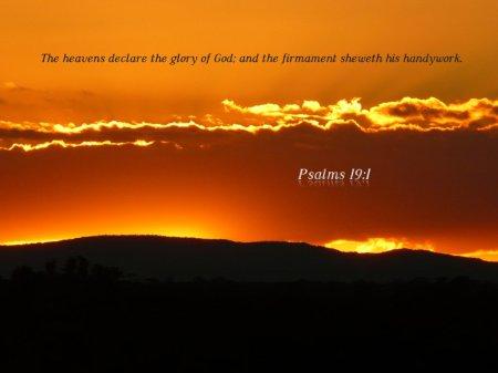 Psalm 19-1