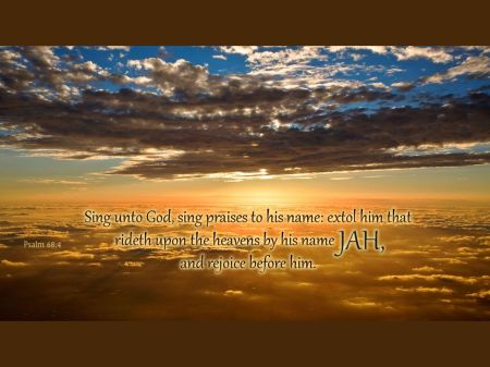 Psalm-68 4
