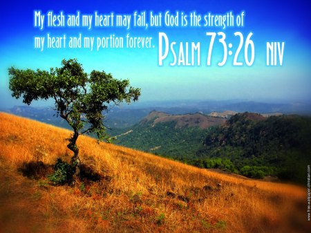 Psalm 73--26