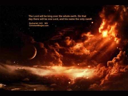 Zechariah 14-9