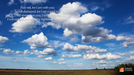 Isaiah 41--10