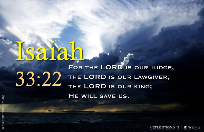Image result for Isaiah 33:22 kjv