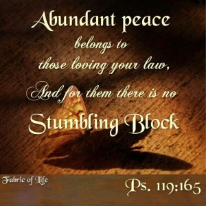 Psalm 119--165