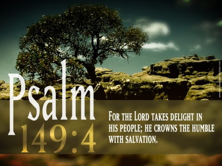 Psalm 149--4