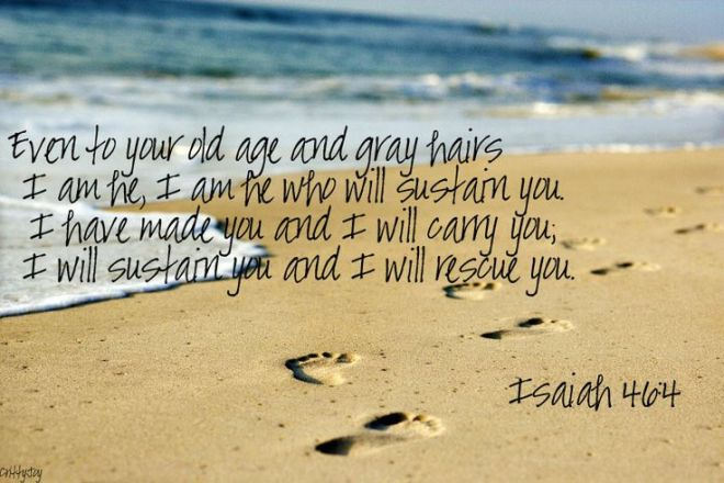 Isaiah 46--4