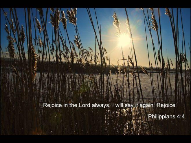 Philippians 4--4