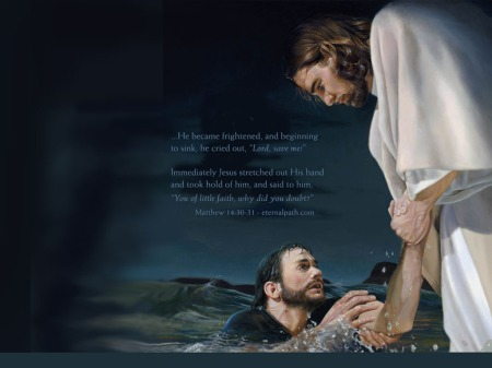 Matthew-14--30-31