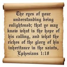 Ephesians 1 18 2
