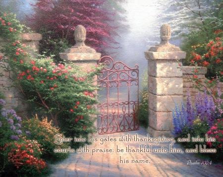 Psalm 100-4