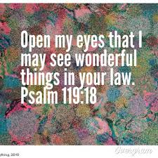 Psalm 119--18