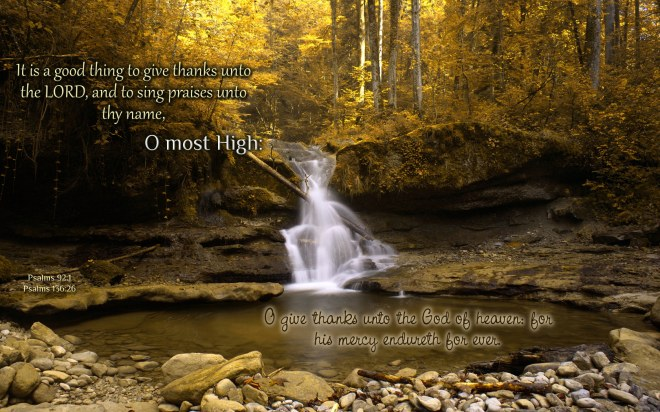 Psalms-9  21-and-136 26