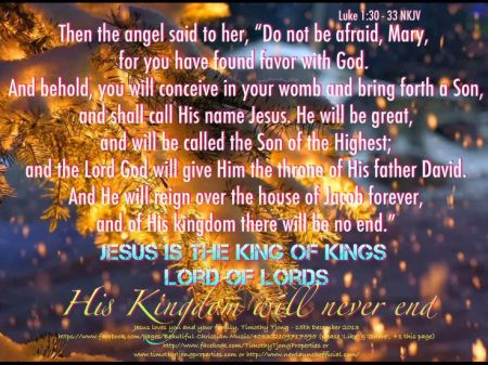 Luke 1--30-33