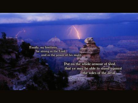 Ephesians-6 10-11