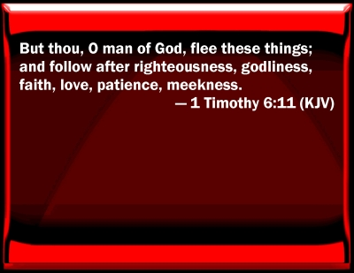 1 Timothy_6-11