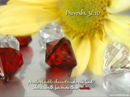 Proverbs 31--10