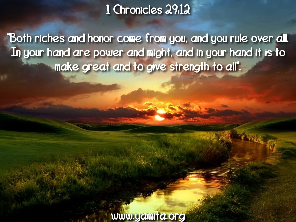 Image result for 1 chronicles 29
