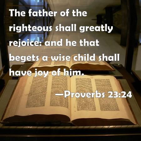Proverbs 23--24