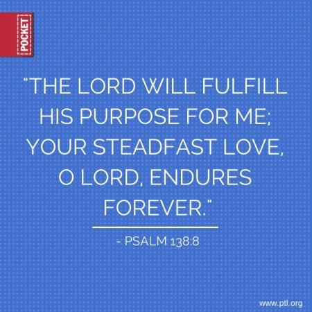 Psalm 138--8