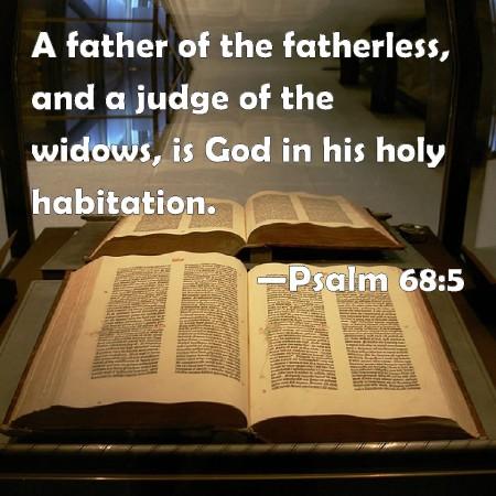 Psalm 68--5
