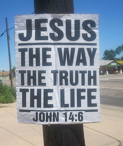 Jesus is the way the truth the life   Dr. J's Apothecary Shoppe
