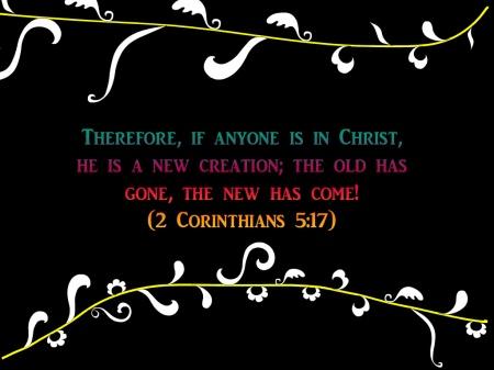 2 Corinthians 5--17