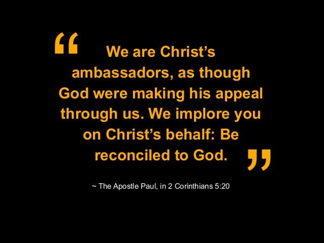 2 Corinthians 5--20