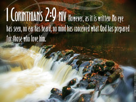 1 Corinthians 2--9
