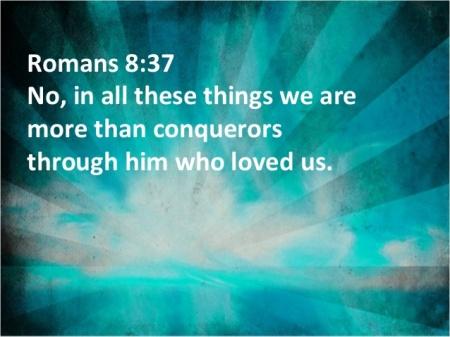 Romans 8--37