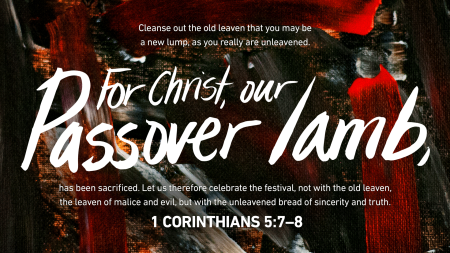 1 Corinthians 5--7–8