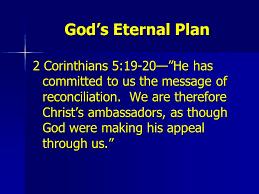 2 Corinthians 5--19-20 2